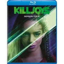 KILLJOYS-SEASON FOUR (BLU-RAY)  (2DISCS)