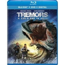 TREMORS-COLD DAY IN HELL COMBO (BLU-RAY DVD DIGITAL)