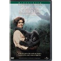GORILLAS IN THE MIST (DVD)(ANAMORPHIC W S 1.85 ENG)