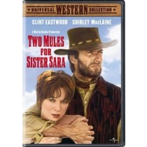 TWO MULES FOR SISTER SARA (DVD) DOL DIG 2.0 MONO ENGLISH