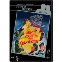 ABB COST MEET FRANKENSTEIN (DVD)