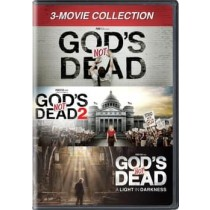 GODS NOT DEAD-3 MOVIE COLLECTION (DVD)