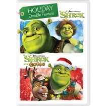 SHREK SHREK THE HALLS DOUBLE FEATURE (DVD)
