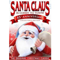 SANTA CLAUS IS COMING TO TOWN DELUXE EDITION (DVD)