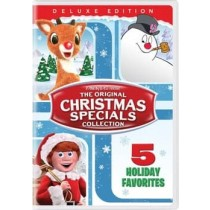 CHRISTMAS SPECIALS COLLECTION DELUXE EDITION (DVD)