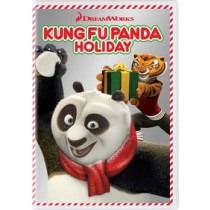 MC-KUNG FU PANDA HOLIDAY (DVD) FANDANGO CASH FOR GRINCH       NLA