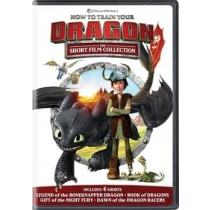 HOW TO TRAIN YOUR DRAGON-SHORT FILM COLLECTION (DVD)