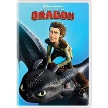MC-HOW TO TRAIN YOUR DRAGON (DVD)-NLA