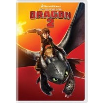 MC-HOW TO TRAIN YOUR DRAGON 2 (DVD)-NLA