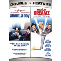 ABOUT A BOY AMERICAN DREAMZ 2PK (DVD) (2DISCS DOUBLE FEATURE)