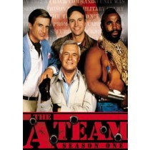 A-TEAM SEASON 1 (DVD) (NEW PACKAGING 4DISCS-NLA