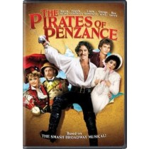 PIRATES OF PENZANCE (DVD) (ENG SDH WS)