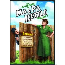 ADVENTURES OF MA & PA KETTLE V01 (DVD) (2DISCS FF)