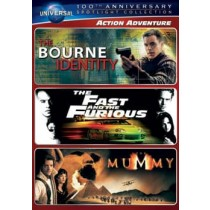 ACTION ADVENTURE SPOTLIGHT COLLECTION (DVD) (3DISCS WS)-NLA