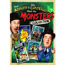ABBOTT & COSTELLO MEET THE MONSTERS COLLECTION (DVD) (2DISCS)