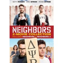 NEIGHBORS & NEIGHBORS 2 COLLECTION (DVD) (2DISCS)