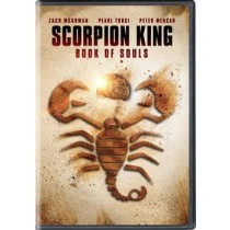 SCORPION KING-BOOK OF SOULS (DVD)