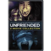 UNFRIENDED 2 MOVIE COLLECTION (DVD)