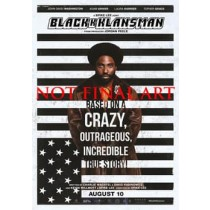 BLACKKKLANSMAN   (DVD)
