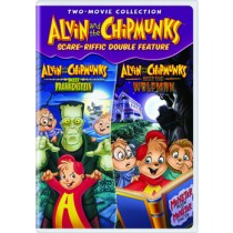 Alvin & The Chipmunks: Scare-riffic Double Feature