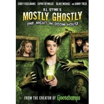 MOSTLY GHOSTLY-ONE NIGHT IN DOOM HOUSE (DVD) (R L STINES)