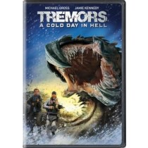 TREMORS-COLD DAY IN HELL (DVD)