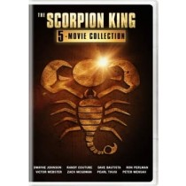 SCORPION KING-5 MOVIE COLLECTION (DVD)