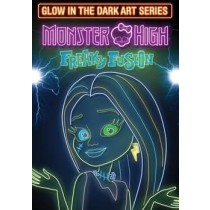 MONSTER HIGH-FREAKY FUSION-GLOW IN THE DARK (DVD)