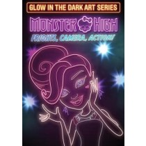 MONSTER HIGH-FRIGHTS CAMERA ACTION-GLOW IN THE DARK (DVD)