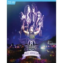 AEROSMITH-ROCKS DONINGTON 2014 (BLU-RAY/2 CD COMBO)