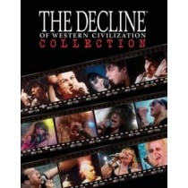 DECLINE OF WESTERN CIVILIZATION COLLECTION (BLU-RAY 4 DISC)