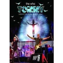 WHO-TOMMY LIVE AT ROYAL ALBERT HALL (DVD/2017)
