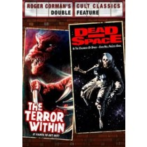 TERROR WITHIN DEAD SPACE (DVD) (DOUBLE FEATURE)