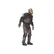 MCF-THE WALKING DEAD TV SERIES 4 RIOT GEAR GAS MASK ZOMBIE-NLA