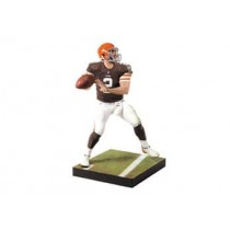 MCF-NFL SERIES 35 JOHNNY MANZIEL BROWNS (6 INCH FIGURE)-NLA