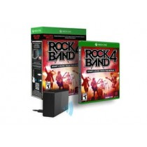 Rock Band 4 (XB1 software and includes dongle) NLA