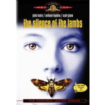 SILENCE OF THE LAMBS (DVD 1991)
