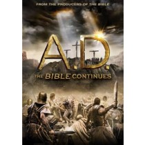 A.D.-BIBLE CONTINUES (DVD 4 DISC)