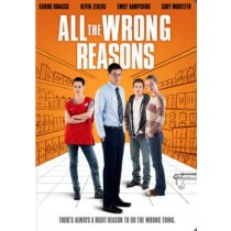 ALL THE WRONG REASONS (DVD)   NLA