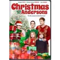 CHRISTMAS WITH THE ANDERSONS (DVD)