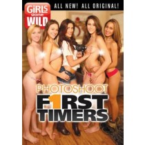 GIRLS GONE WILD-PHOTOSHOOT FIRST TIMERS (DVD)