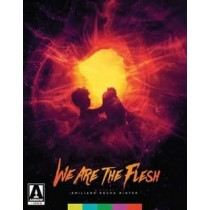 WE ARE THE FLESH (BLU-RAY DVD)