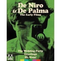 DEPALMA & DENIRO-EARLY FILMS (3 BLU-RAY)