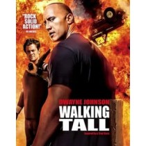 WALKING TALL SPECIAL EDITION (BLU-RAY 2004 D JOHNSON KNOXVILLE)