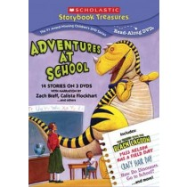 ADVENTURES AT SCHOOL (DVD 3PK)