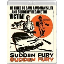 SUDDEN FURY      (BLU-RAY DVD COMBO)