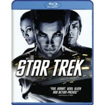 STAR TREK XI (BLU-RAY)