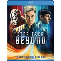STAR TREK BEYOND (BLU-RAY DVD DIGITAL HD COMBO)