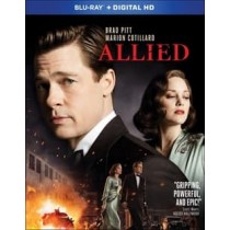 ALLIED (BLU RAY DIGITAL HD)