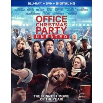 OFFICE CHRISTMAS PARTY (BLU RAY/DVD COMBO) (RATED & UNRATED)